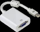 hama Mini-DisplayPort-Adapter - Weiss