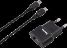 hama USB-Ladegerät - für Nintendo 3DS - Schwarz