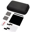 hama 8in1-Zubehör-Set Basic für Nintendo New 3DS XL, schwarz