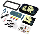 hama 15in1-Design-Set Undead für Nintendo New 3DS / XL