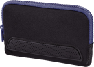 hama Tasche Smart Sleeve - für Nintendo New 3DS - Schwarz / Blau