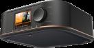 hama IR350M - Radio internet  - 5 W - Noir