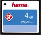 hama CompactFlash - 4GB - Noir