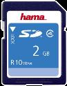 hama Class 4, SD, 2 GB