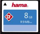 hama CompactFlash - Speicherkarte - 8 GB - Schwarz
