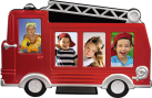 hama Porträtrahmen Feuerwehrauto Grisu
