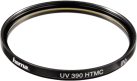hama Filtre UV 390 HTMC 95 mm - Nero