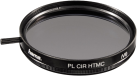 hama Filtre polarisant HTMC 58 mm - Noir