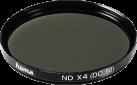 hama Filtre de densité neutre ND4 77 mm - Noir