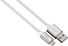hama Lade-/Sync-Kabel Color Line, 1 m, weiss