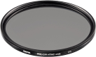 hama Polarisationsfilter HTMC Wide 72 mm - Schwarz