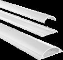 hama PVC-Kabelkanal - Weiss