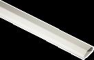 hama Conduite pour câbles en aluminium, section angulaire, blanc