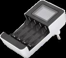 hama Caricabatterie Delta LCD Premium