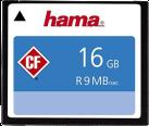 hama CompactFlash -  Speicherkarte - 16GB - Schwarz/Blau