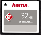 hama CompactFlash - Schwarz