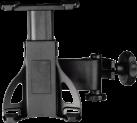 hama Kopfstützenhalter-Set für Tablet-PC - Universal - Schwarz