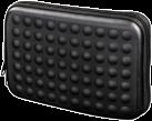 hama Etui Dots pour appareil de navigation, noir