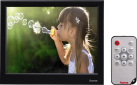 hama Cadre photo numérique Slimline Basic, 25.4 cm (10)