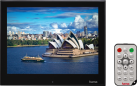 hama Digitaler Bilderrahmen Slimline Premium Acryl, 25.4 cm (10)