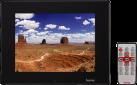 hama Digitaler Bilderrahmen Slimline Premium Acryl, 30.73 cm (12.1)