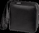 hama Speicherkarten-Tasche - Kapazität: 12 SD Karten- Schwarz