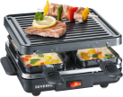 SEVERIN RG 2686 - Grill raclette - 600 W - Nero