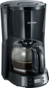 SEVERIN KA 4191 - Kaffeemaschine - 1000 W - Schwarz
