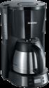 SEVERIN KA 4141 - Kaffeemaschine - 1000 W - Schwarz/Edelstahl