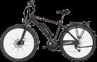 FISCHER Trekking Messieurs ETD 1820 - E-Bike - 28 - Noir