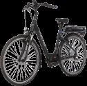 FISCHER City ECU 1860 - E-Bike - Hauteur du cadre: 49 cm - Noir