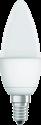 OSRAM LED SUPERSTAR CLASSIC B, E14, 4W, opaco