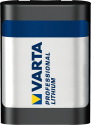 VARTA - PROFESSIONAL PHOTO LITHIUM 2CR5 - Silber/Blau