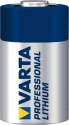 VARTA - PROFESSIONAL PHOTO LITHIUM CR2 - 1er Blister - Silber/Blau