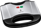 Russell Hobbs Cook@Home - Tostiera - 700 W - Nero/Argento