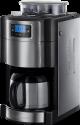 Russell Hobbs Buckingham Grind & Brew - Cafetiére isotherme - 1000 W - Inox