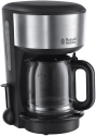 Russell Hobbs Oxford Glas-Kaffeemaschine