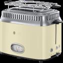 Russell Hobbs Retro Vintage - Toaster - Edelstahl - Cream