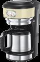 Russell Hobbs Retro Vintage - Thermo-Kaffeemaschine - 1 l - Cream