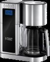 Russell Hobbs Elegance - Kaffeemaschine - 1600 W - Edelstahl/Schwarz