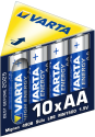 VARTA AA HIGH ENERGY, pacchetto da 10