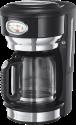 Russell Hobbs Retro Classic Noir - Glas-Kaffeemaschine - 1.25 l - Schwarz