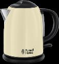 Russell Hobbs Colours Classic Cream Kompakt-Wasserkocher