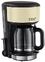 Russell Hobbs Colours Classic Cream Cafetière