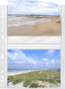 HERMA Fotophan - Pochettes - 250 pièces - Blanc/Transparente