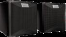 quadral Maxi 220W - Stereo Lautsprecherpaar - 55-24'000 Hz - schwarz
