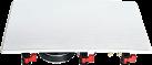 quadral Casa W80B - 2x Einbaulautsprecher mit Gehäuse - 130 W - Weiss