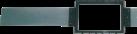 quadral Casa WT 60 - 2x Alu Template - Für Casa W60/W60B
