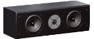 quadral QUINTAS 601 BASE - Lautsprecher - Nenn-/Musikbelastbarkeit 90/160 W - Schwarz