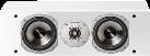 quadral Argentum 510 Base - Center - 50-35.000 Hz - weiss